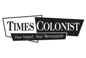 Times Colonist Logo